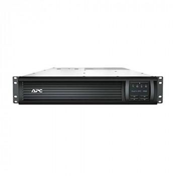 APC Smart-UPS 3000VA LCD RM - UPS - 2700 Watt - 3000 VA - with APC UPS Network Management Card(SMT3000RMI2UNC)