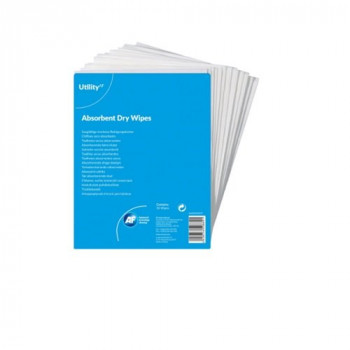 AF ADW050UT Absorbent Wipes (Pack of 50)