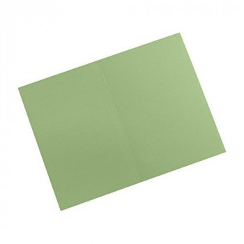 Guildhall Square Cut Folders Manilla 315gsm Foolscap Green [Pack 100]