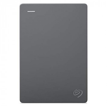 Basics 4 TB Desktop External Hard Drive in Black - USB3.0