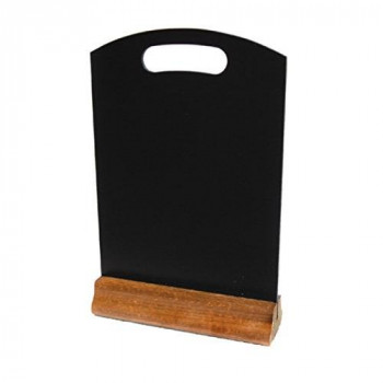 Deflecto CTCBA5 A5 Countertop Chalkboard