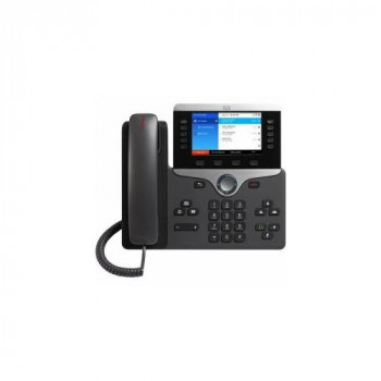 CISCO SYSTEMS CP-8861-3PCC-K9= IP Phone 8861 for 3rd Party Call Control - (Phones > Phone Accessories)
