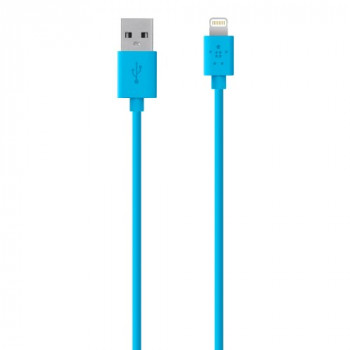 Belkin MIXIT Lightning/USB Data Transfer Cable for iPad, iPod, iPhone, Notebook - 1.22 m