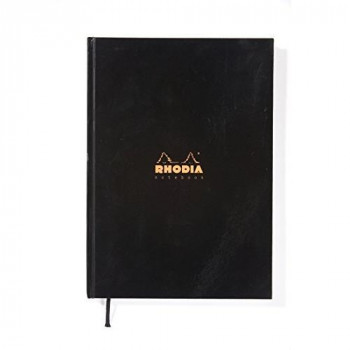 Rhodia A4 Hardback Casebound Business Book (Pack of 3)