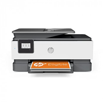 HP OfficeJet 8012e All In One Colour Printer with 6 Months of Instant Ink with HP+