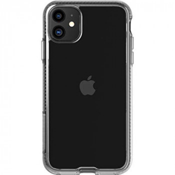 Tech21 Protective Apple iPhone 11 Ultra Thin Back Cover with BulletShield Protection - Pure Clear - Transparent - 6.1 inches