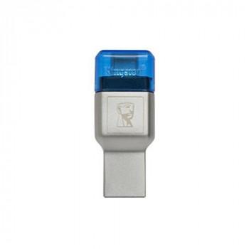 MOBILELITE DUO 3C USB3.1+TYPEC