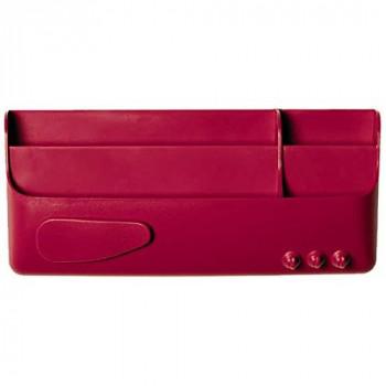 Bi-Silque SM010109 Magnetic Smart Accessory Box - Red