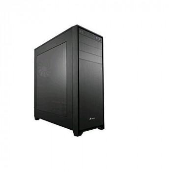 Corsair Obsidian Series 750D ATX Full Tower Performance Windowed Computer Case - Black