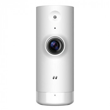 D-Link DCS-8000LH/B Mini 720p HD WiFi Camera 120 Degree Wide Angle