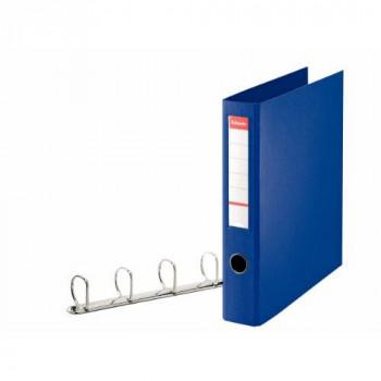 Esselte A4 Maxi 40 mm 4D Ring Binder - Blue