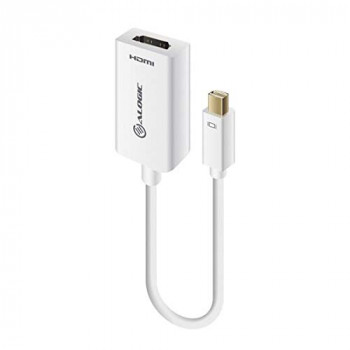 ALOGIC Mini DisplayPort to HDMI Adapter - Male to Female - Premium Series - 15cm