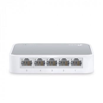 TP-Link TL-SF1005D V14 5-Port 10/100Mbps Desktop Switch