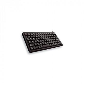 Cherry G84-4100 LPAGB-2 MINI Standard Keyboard PS2 PC / Mac, Keyboard