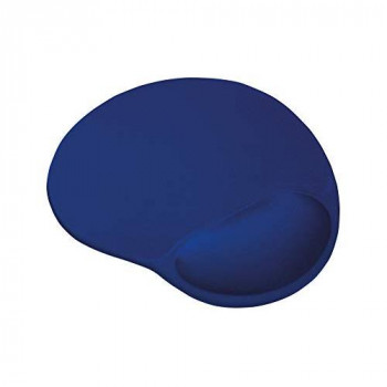 Trust BigFoot Gel Mouse Mat for Computer and Laptop, 230 x 195 mm - Blue