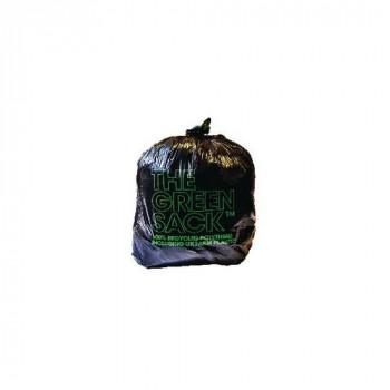 Value Med Duty Black Sacks PK200
