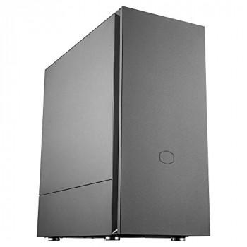 Cooler Master Silencio S600 Black Tower Case (M-ITX/M-ATX/ATX),MCS-S600-KN5N-S00