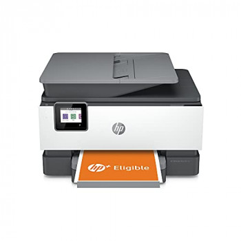 HP OfficeJet Pro 9012e All In One Colour Printer with 6 Months of Instant Ink with HP+