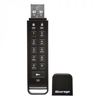 iStorage IS-FL-DAP3-B-32 32 GB datAshur Personal 2 USB 3.0 Flash Drive