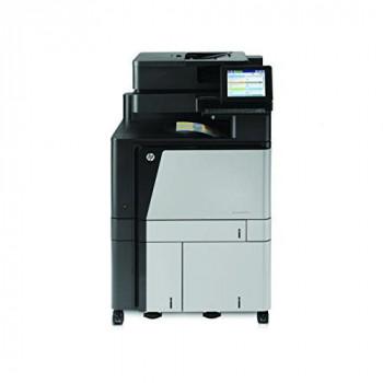 HP LaserJet M880Z+ Laser Multifunction Printer - Colour - Plain Paper Print - Desktop