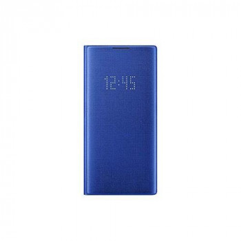 Samsung Original Galaxy Note 10+ LED View Cover Case - Blue