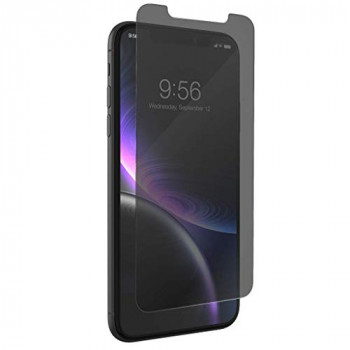 invisibleSHIELD Glass+ Privacy Screen Protection - iPhone XR