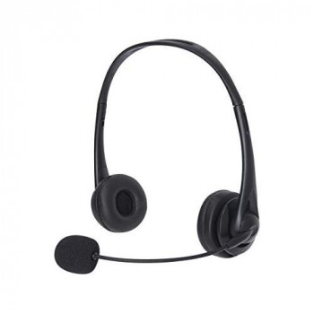 Sandberg USB Office Headset USB Office Headset 126-12 (USB Office Headset, Headset, Headband, Office/Call Center, Black, Binaural, Button)