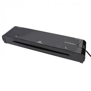 Cathedral LM400 A4 Laminating Machine - Black