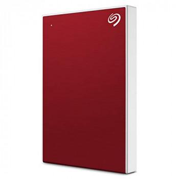 SEAGATE HDD External 1TB Backup Plus Slim USB3 Red