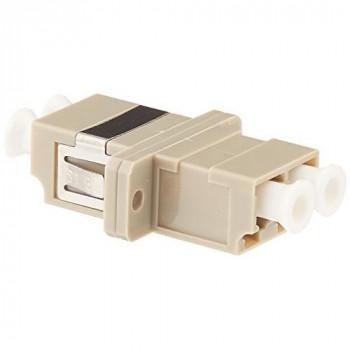 Tripp Lite Duplex Fiber Optic MMF / SMF Multimode Singlemode Coupler LC/LC - network coupler(N455-000)