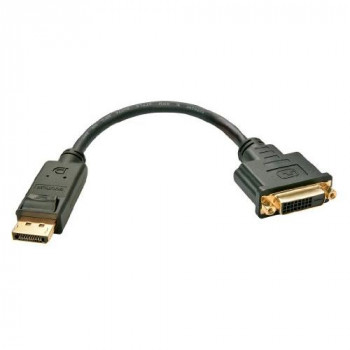 LINDY DisplayPort to DVI Adapter Cable