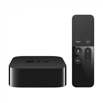 Apple MR912BA (4th Gen) Smart Set Top Box with 32 GB Hard Drive - Black