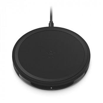 Belkin Boost Up Bold Wireless Charging Pad 10 W, Wireless Charger for iPhone, Samsung, LG, Sony and More, Black