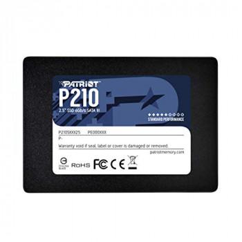 Patriot P210 SATA 3 2TB SSD 2.5 Inch