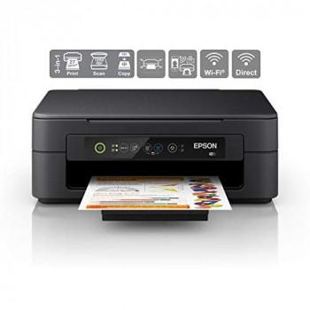 Epson Expression Home XP-2100 Print/Scan/Copy Wi-Fi Printer, Black