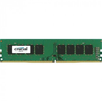 Crucial  16GB Single DDR4 2400 MT/s (PC4-192000) DIMM 288-Pin Memory - CT16G4DFD824A