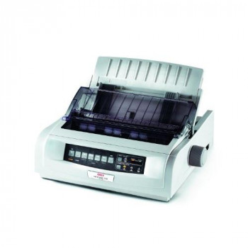 Oki MICROLINE 5521eco Dot Matrix Printer - Monochrome
