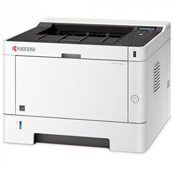 KYOCERA ECOSYS P2040dn black and white Monochrome Laser Desktop Printer A4 (Duplex printing 1200 dpi, network connectivity, Ethernet, Gigabit-LAN, Apple AirPrint, Google Cloud Print, Mopria, USB 2.0, Slot for optional SD/SDHC-Card)