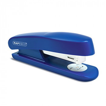 Rapesco Stapler - Puffa, 20 Sheet Capacity (Blue)