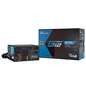 Seasonic G12 GC-850 Watt Fully Wired 80+ Gold PSU/Power Supply