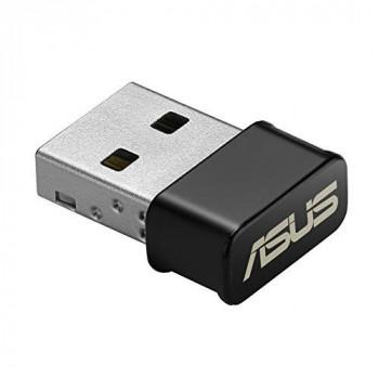 Asus (USB-AC53 NANO) AC1200 (400+867) Wireless Dual Band Nano USB Adapter USB 3.0