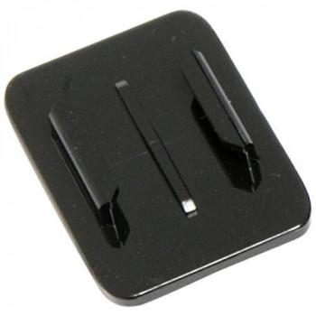 Veho Muvi Additional Flat Adhesive 3M Sticky Tripod Mounts for Muvi KX-Series | Muvi K-Series | Muvi HD | Muvi Micro - Black (VCC-A029-3M)