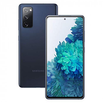 Samsung Galaxy S20 FE Mobile Phone; Sim Free Smartphone - Cloud Navy (UK Version)
