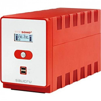 Salicru - SPS 1600 SOHO+ IEC - Uninterruptible Power Supply 1600VA/ 960W
