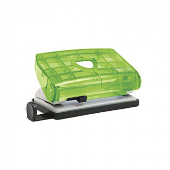 Rapesco BC810PST Hole Punch - 810-P, 12 Sheet Capacity (Assorted Colours)