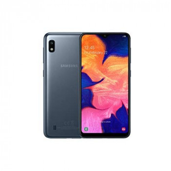 Samsung Galaxy A10 Dual-SIM 32GB 6.2-Inch HD+ 13MP Camera Android 9 Pie UK Version Smartphone - Black