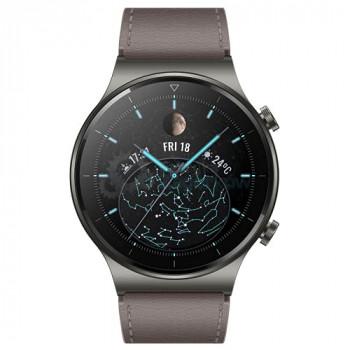 HUAWEI WATCH GT 2 Pro Smartwatch, 1.39'' AMOLED HD Touchscreen, 2-Week Battery Life, GPS and GLONASS, SpO2, 100+ Workout Modes, Bluetooth Calling, Heartrate Monitoring, Nebula Gray