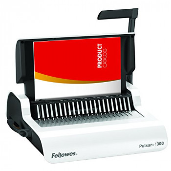 Fellowes Pulsar A4 Manual Comb Binder