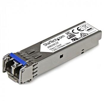 StarTech.com HP J4859C Compatible - HP Compatible Gigabit SFP - LC Fiber - 1000base-SX LFP Module - Singlemode SFP