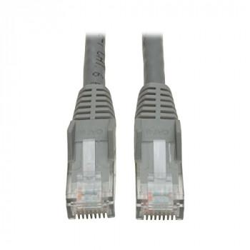 Tripp Lite (3.05m) Cat6 Gigabit Snagless Molded Patch Cable RJ45 M/M (Grey)
